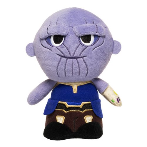 Avengers: Infinity War Thanos Hero Plushie