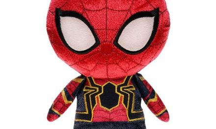Avengers: Infinity War Iron Spider Hero Plushie