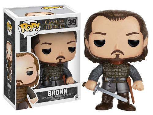 Game of Thrones Bronn Pop! Vinyl Figure
