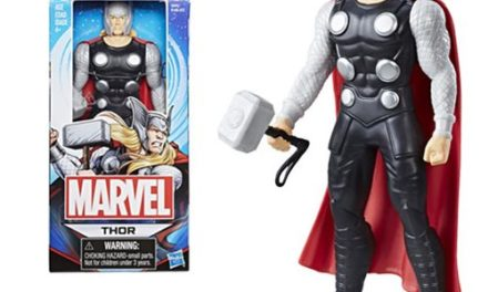 Marvel Thor 6-inch Basic Action Figure
