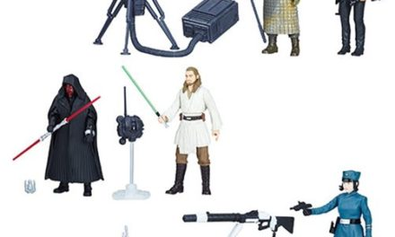 Star Wars Solo 3 3/4-Inch Action Figure 2-Packs Wave 1 Case – Free Shipping