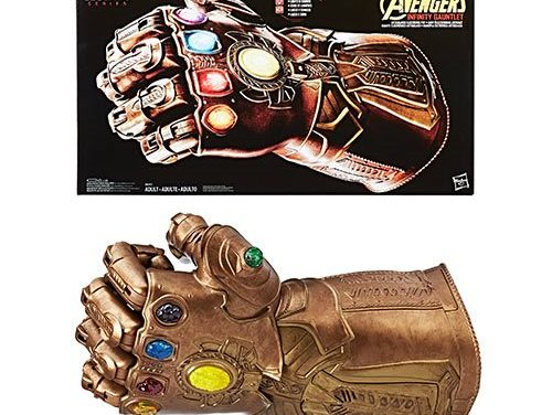 Marvel Legends Series Infinity Gauntlet Articulated Electronic Fist – Free Shipping