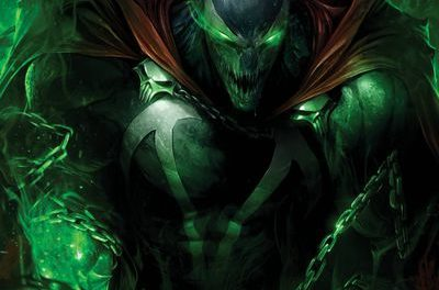Spawn #284 (Cover C – Virgin Wraparound)