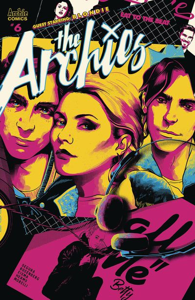Archies #6 (Cover C – Taylor)
