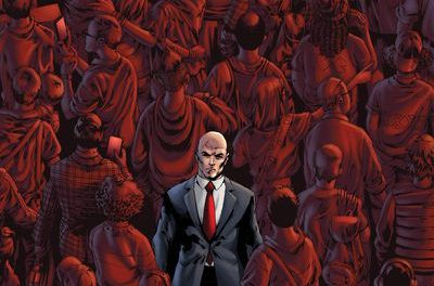 Agent 47 Birth of Hitman #5 (Cover A – Lau)