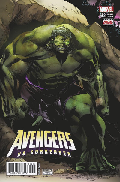 Avengers #682 (2nd Printing)