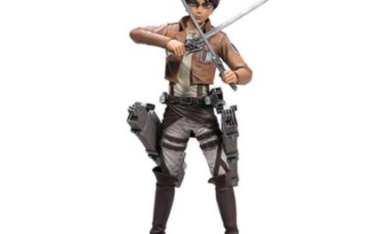 Attack on Titan Eren Jaeger 7-Inch Action Figure