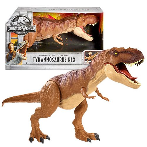 Jurassic World: Fallen Kingdom Super Colossal T-Rex