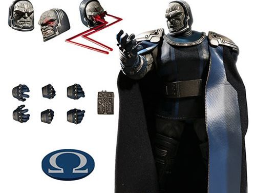DC Comics Darkseid One:12 Collective Action Figure – Free Shipping