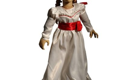 Annabelle: Creation Prop Replica Doll – Free Shipping