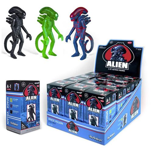 Alien Blind Box 3 3/4-Inch ReAction Figure