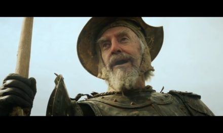 Trailer for The Man Who Killed Don Quixote