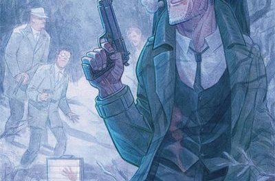 Analog #1 (Cover A – O'Sullivan)