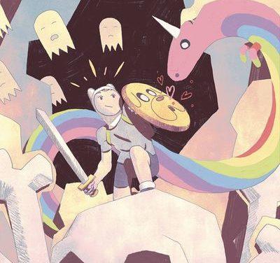 Adventure Time Comics #22