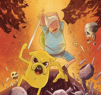 Adventure Time Comics #22 (Retailer 10 Copy Incentive Variant)
