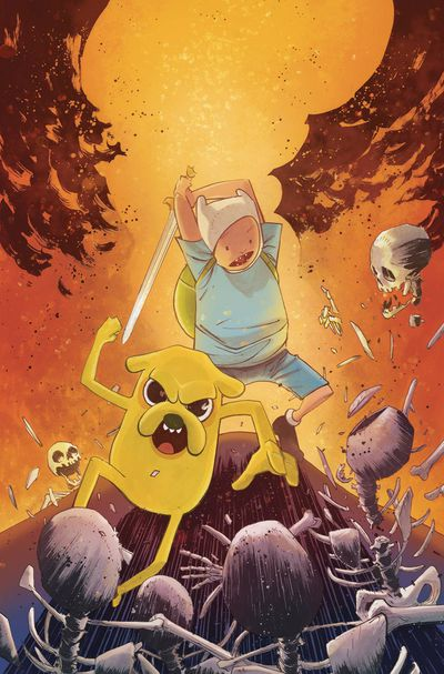 Adventure Time Comics #22 (Retailer 10 Copy Incentive Variant)