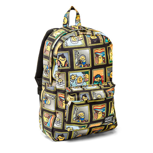 Museum of Gudetama Print Backpack