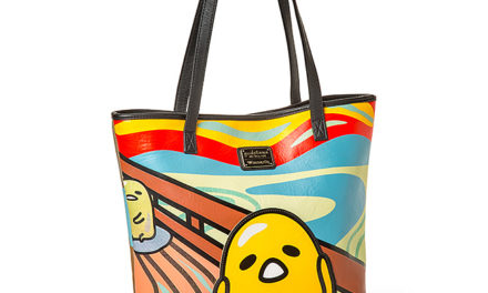 Museum of Gudetama Two-Sided Tote Bag