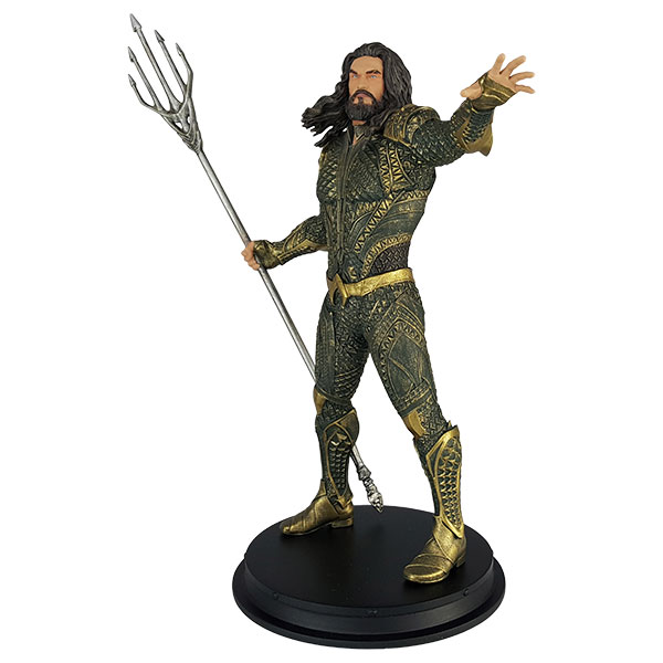 Justice League Aquaman Statue – Exclusive