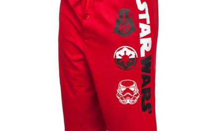 Star Wars Darth Duality Lounge Shorts