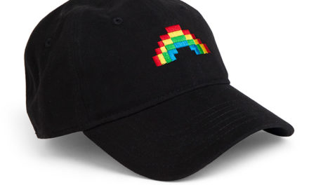 8-Bit Rainbow Baseball Cap