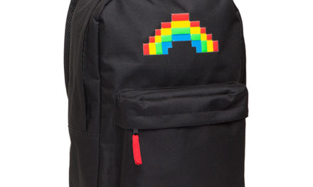 8-Bit Rainbow Backpack