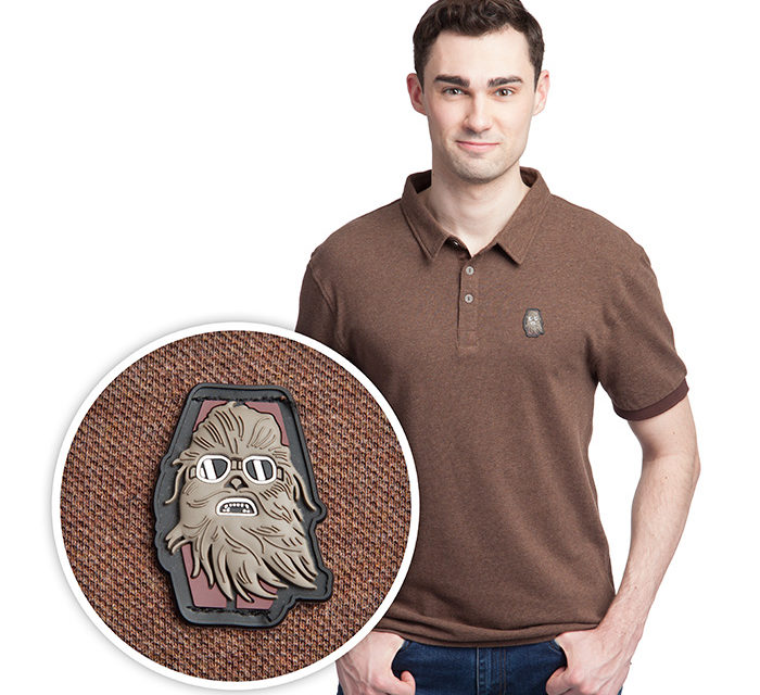 Star Wars Chewbacca Polo Shirt