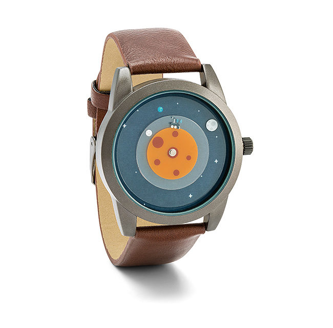 Mars Orbit Watch
