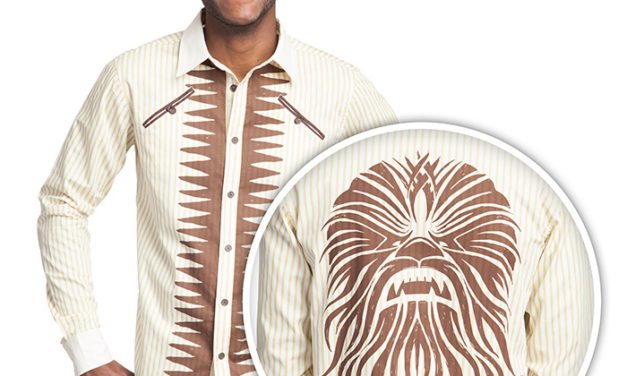 Star Wars: Solo Out West Wookiee Button Down Shirt