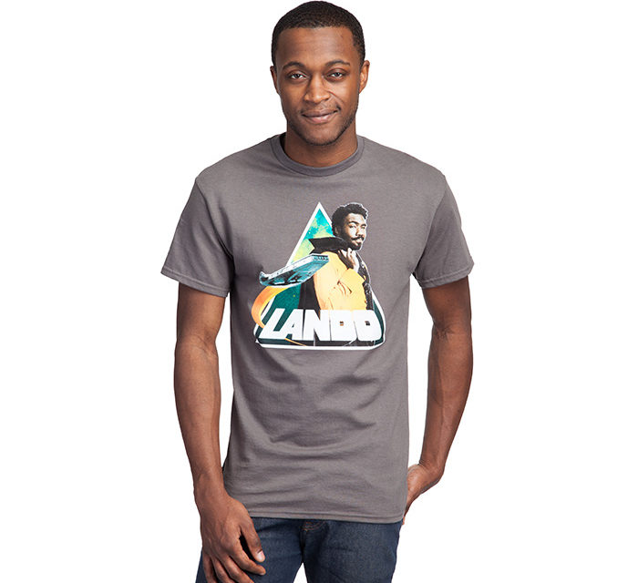 Star Wars: Solo Lando Triangle T-Shirt