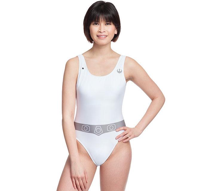 Star Wars Leia One-Piece Swimsuit