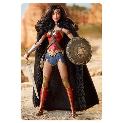 Wonder Woman Movie Barbie Doll