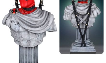 Deadpool Caesar Classic Bust – Free Shipping