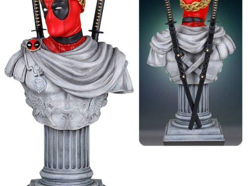 Deadpool Caesar Classic Bust – Free Shipping
