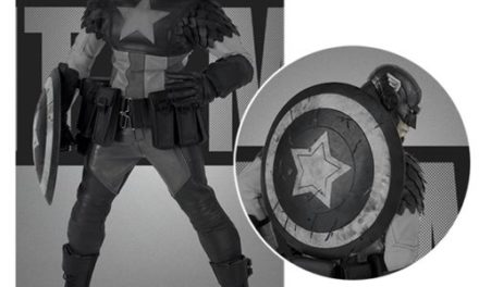 Captain America Night Mission 1:6 Scale Action Figure – Free Shipping