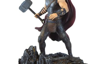 Marvel Gallery Thor Ragnarok Thor Statue