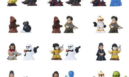 Star Wars Micro Force Mini-Figures Wave 3 6-Pack