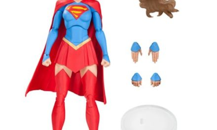DC Icons Supergirl Action Figure