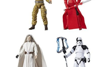 Star Wars The Black Series 3 3/4-Inch Action Figures Wave 6 Case – Free Shipping