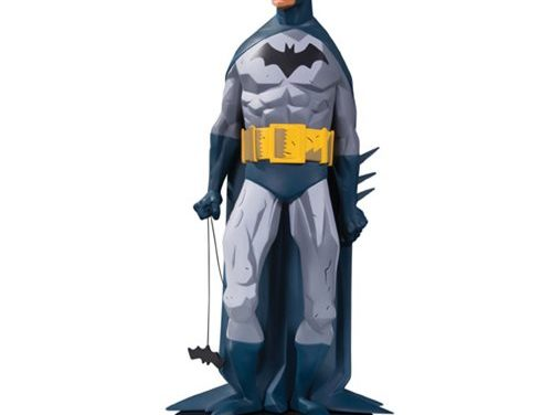 DC Designer Series Batman by Mike Mignola Colored Statue – Free Shipping