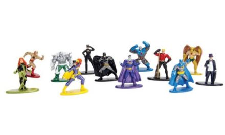 DC Comics Nano Metalfigs Mini-Figures Wave 3 Case
