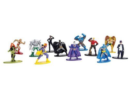 DC Comics Nano Metalfigs Mini-Figures Wave 3 Case