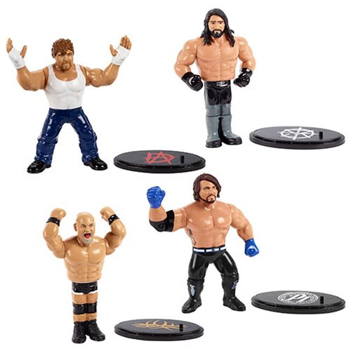 WWE Retro App Action Figure Wave 1 Case – Free Shipping