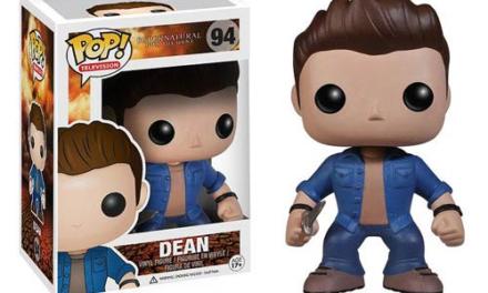 Supernatural Dean Winchester Pop! Vinyl Figure