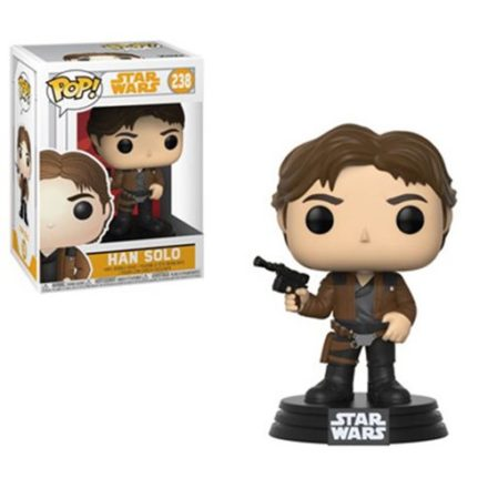 Star Wars Solo Han Solo Pop! Vinyl Bobble Head