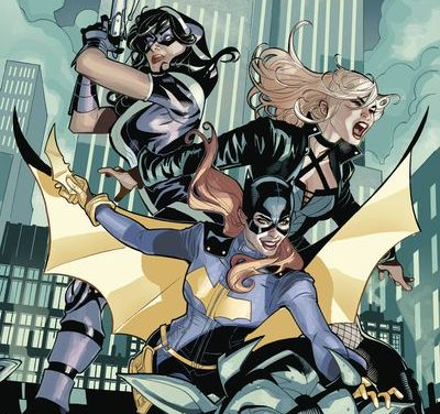 Batgirl and the Birds of Prey #22