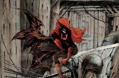 Batwoman #15 (Grampa Variant)