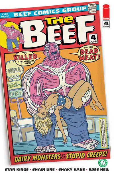 Beef #4 (of 5)