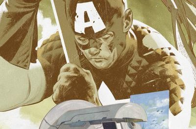 Captain America #701 (Tedesco Connecting Variant)