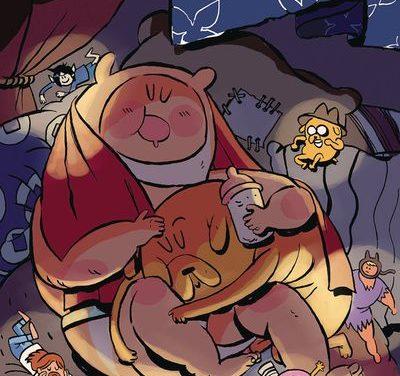 Adventure Time Beginning of End #1 (Subscription Daguna Variant)